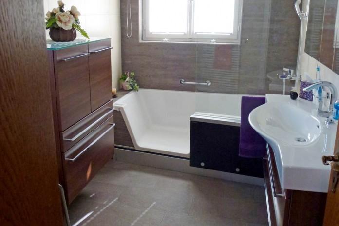 Dusche Barrierefrei Umbauen : Barrierefreier umbau im bad � livvi