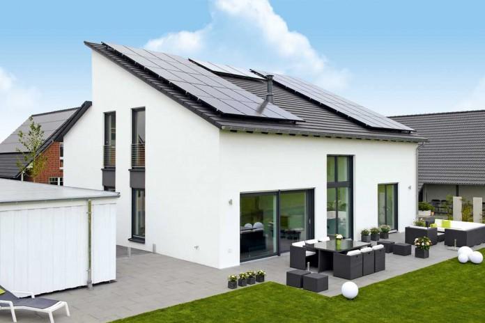 ein haus der zukunft mit dem energieplus konzept livvi de. Black Bedroom Furniture Sets. Home Design Ideas