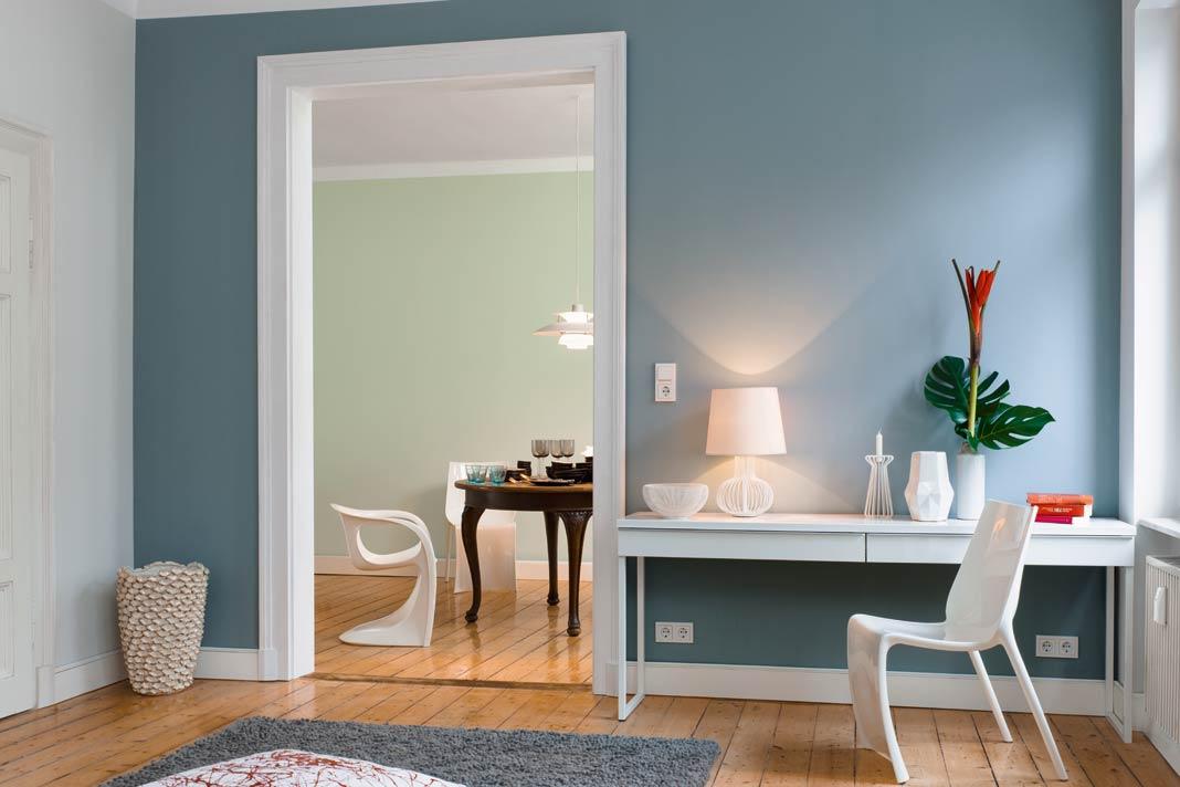 wandfarben selbstgemacht oder vom profi livvi de. Black Bedroom Furniture Sets. Home Design Ideas