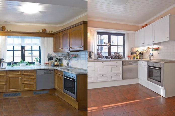 Aus alt mach neu Nachhaltige Küchenrenovierung LIVVI DE