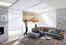 Die ausgezeichnete Komfort-Bedientechnik Duette-LiteRise® erfolgt ganz ohne störende Schnüre.