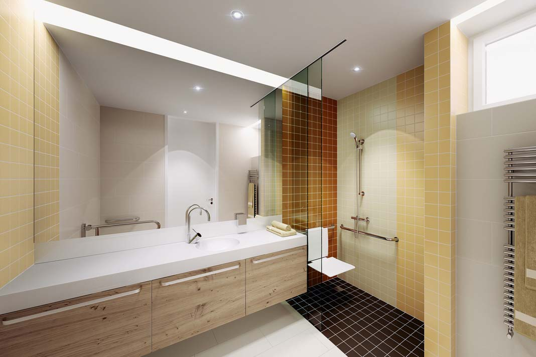 das badezimmer als wohlf hloase livvi de. Black Bedroom Furniture Sets. Home Design Ideas