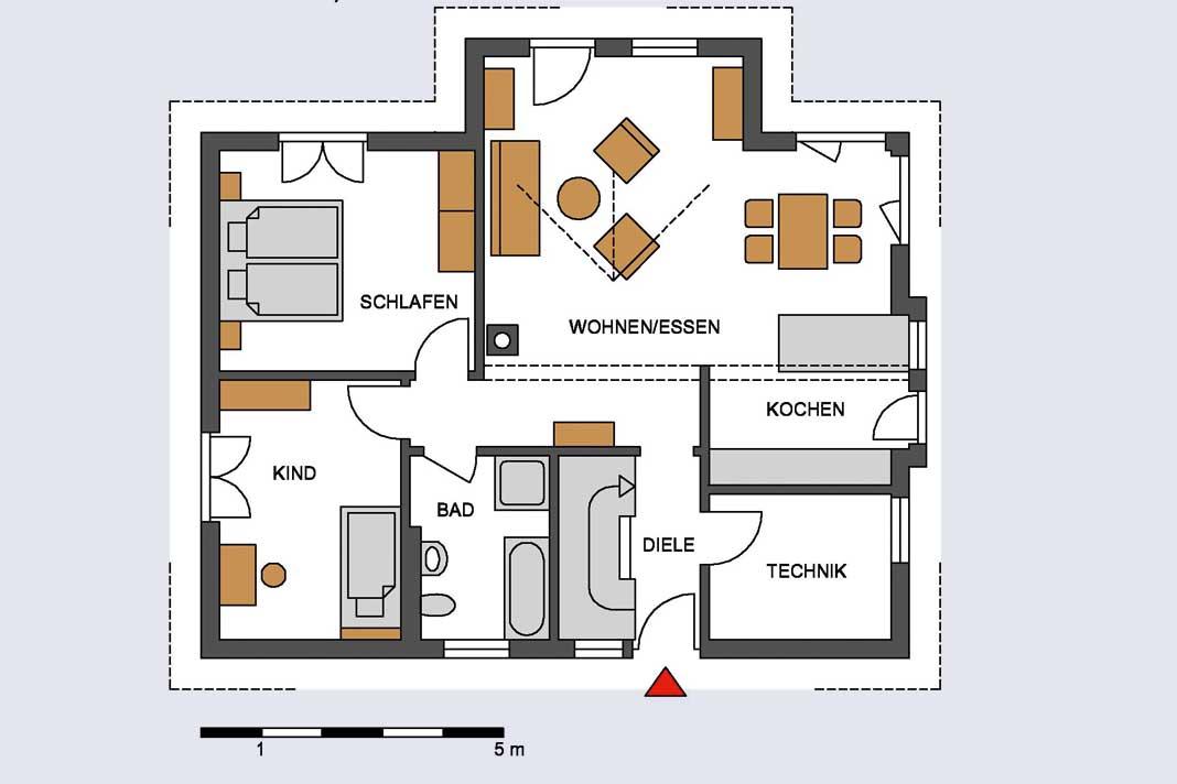 Mehr einfamilienhaus geht nicht aktuelle musterh user im for Einfamilienhaus bauplan