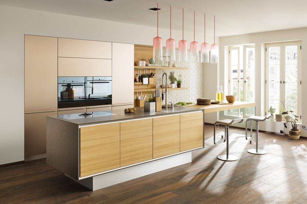 Wintergarten Holz Reparieren ~ Holzküche liegt im Trend » LIVVI DE