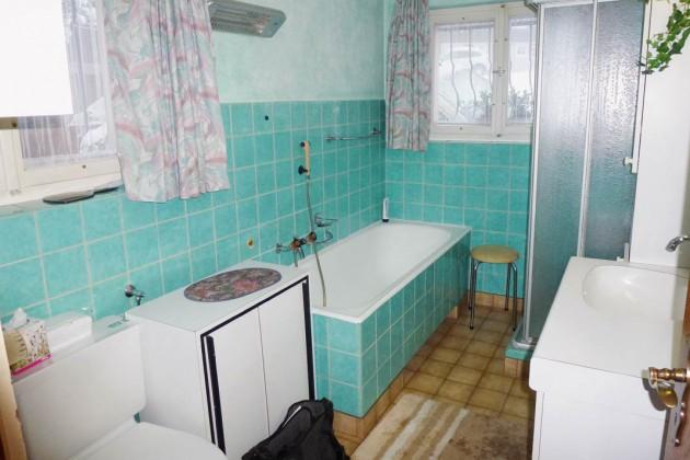 Das Bad vor dem Barrierefreien Umbau