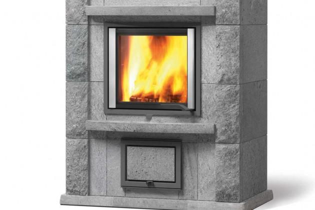 Entweder als einziger Wärmeerzeuger im Haus oder als zusätzliche Wärmequelle. Das Abbrandverfahren des Goldenen Feuers macht die Wärmeerzeugung effizienter und lässt die Holzscheite hellauf lodernd verbrennen.