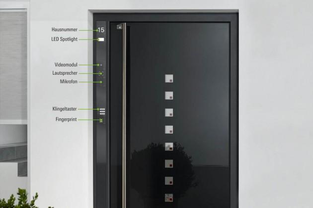 """""""Schüco Door Control System"""""""