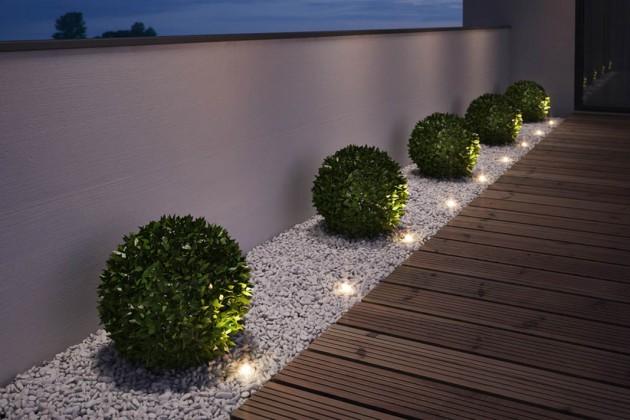 Gartenbeleuchtung von Osram