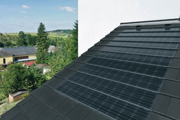 Photovoltaik Indach-Systeme