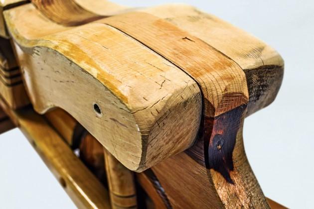 Holzaufbesserung