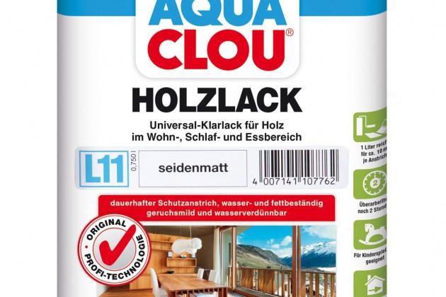 Aqua-Clou Holzlack