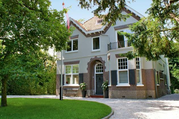 Haus, dass seit 1919 nich mehr renoviert worden war.
