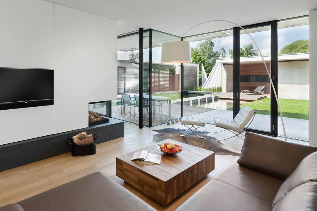mit offener mitte mitten im atriumhaus livvi de. Black Bedroom Furniture Sets. Home Design Ideas