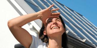 Welch ein Zukunftspotenzial in der Solarthermie steckt, beweisen die sogenannten Sonnenhäuser. Mehr als die Hälfte ihres Wärmebedarfs decken sie aus Sonnenenergie.