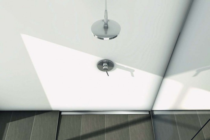 Systemlösung für bodengleiche Duschen