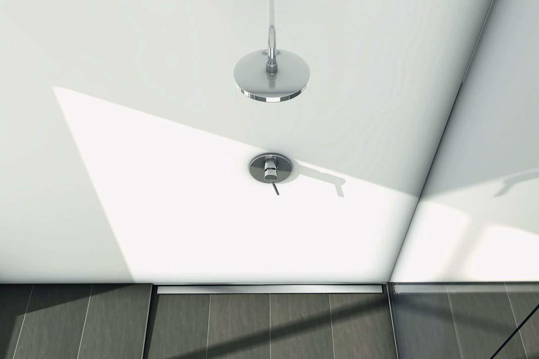 barausbau leicht gemacht systeml sung f r bodengleiche duschen livvi de. Black Bedroom Furniture Sets. Home Design Ideas
