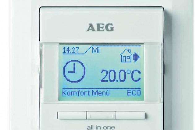 Steuerung von AEG