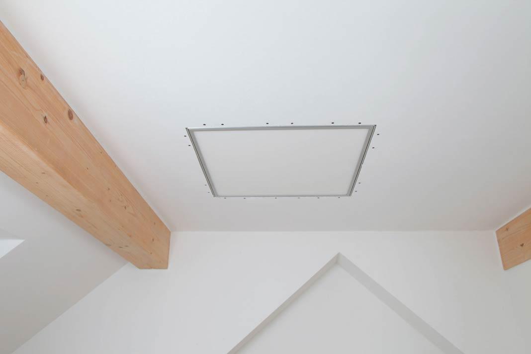 revisionsklappe trockenbau unsichtbar ca47 hitoiro. Black Bedroom Furniture Sets. Home Design Ideas