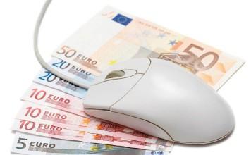 Geld übers Internet