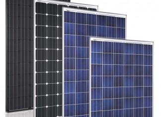 Photovoltaik-Anlage mit Speicher.