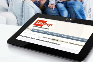 Baustoffe bequem online bestellen auf bausep.de