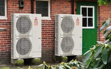 Luft-Wasser-Wärmepumpe im Altbau