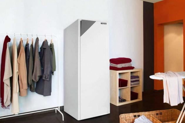 kompakte Sole/Wasser-Wärmepumpe