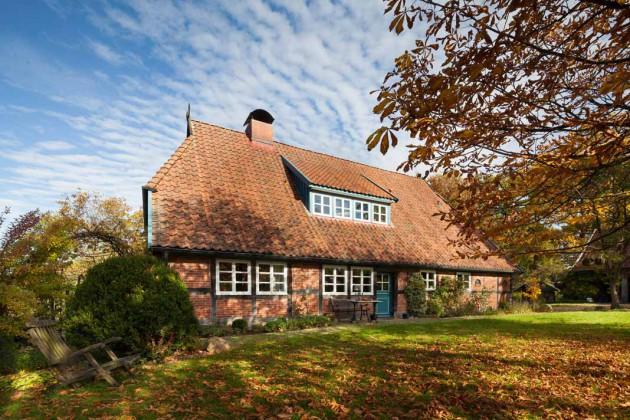 Das Fachwerkhaus in der Lüneburger Heide