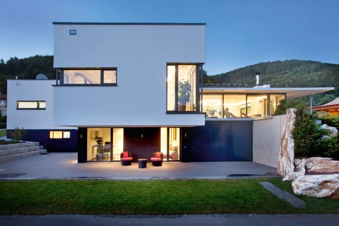 Haus im Asian Style