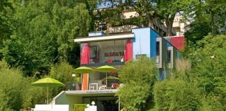Haus am Bodensee.