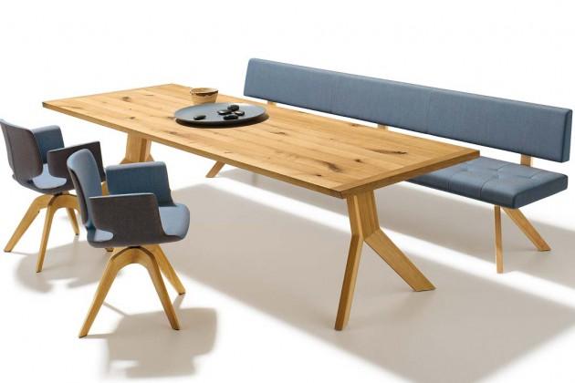 Möbel frei von Pestiziden und Schadstoffen. Formaldehydfrei weiterverarbeitet, veredelt nur mit Naturöl, so bleibt das Holz frei von Giftstoffen.