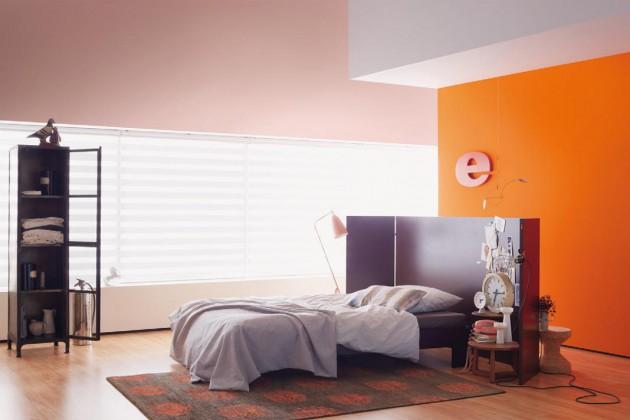 """vWährend der Rosé-Ton """"Sweets"""" mild und harmonisch wirkt, macht süßes """"Mandarino""""-Orange wach und glücklich."""