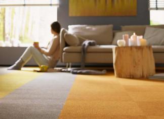Der Teppichboden-Klassiker mit dem Haar der Kaschmirziege, das Feuchtigkeit aufnimmt und bei Bedarf wieder an die Raumluft abgibt.