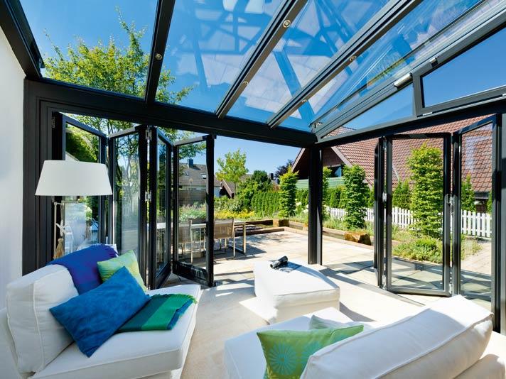 Anbau Wintergarten: So schaffen Sie neuen Lebensraum. » LIVVI.DE