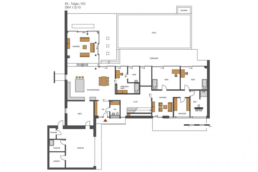 gebaute transparenz ein haus mit weitblick livvi de. Black Bedroom Furniture Sets. Home Design Ideas
