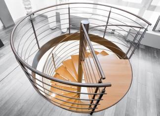 Bei einer Treppe kommt es auf Maßgenauigkeit, Fachhandwerk und Sicherheit an
