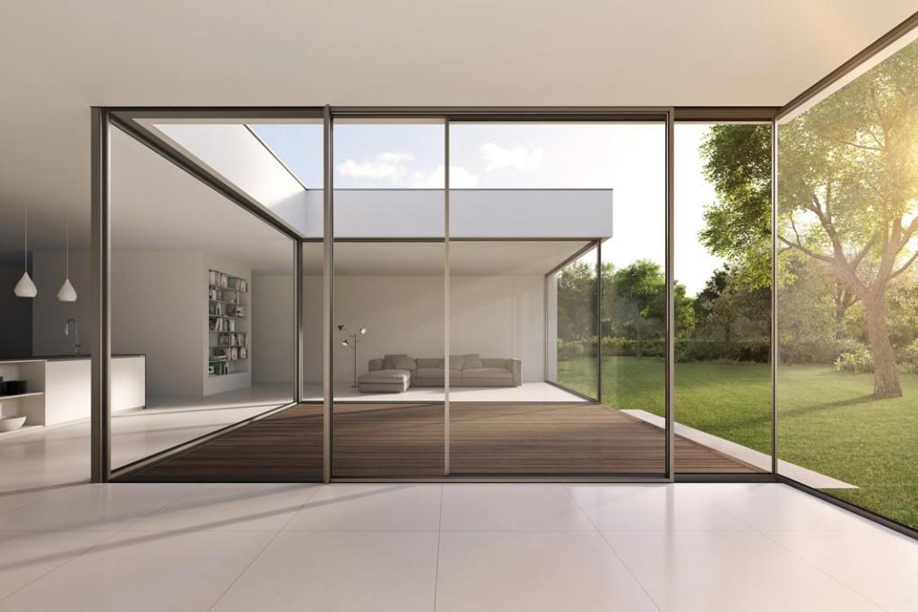 schiebe fenster. Black Bedroom Furniture Sets. Home Design Ideas