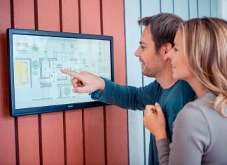 Smart Home: Die schlaue Art zu Wohnen.