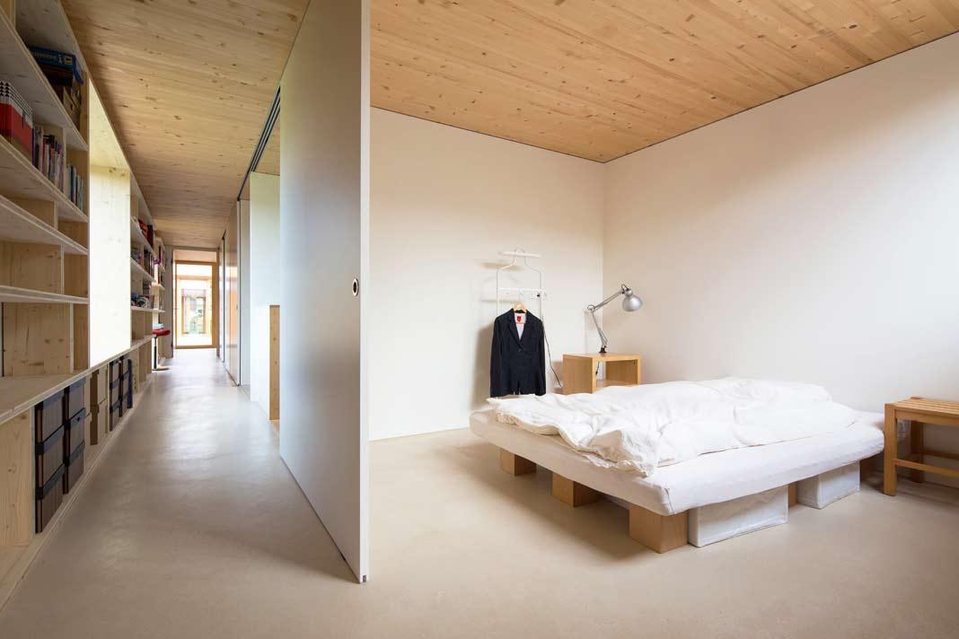 """Bei fünf Metern Breite macht die barocke """"Enfilade"""" Sinn, die Aufreihung der Räume entlang einer Linie."""