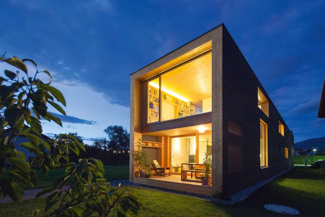 einfamilienhaus mal anders wie ein unbebauteres grundst ck zum schmuckst ck wurde livvi de. Black Bedroom Furniture Sets. Home Design Ideas