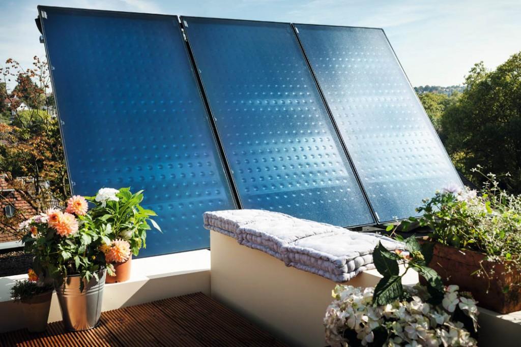 Hochtransparentes, leicht strukturiertes Solar-Sicherheitsglas .