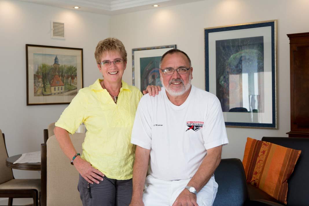 Annette und Rolf Brückner