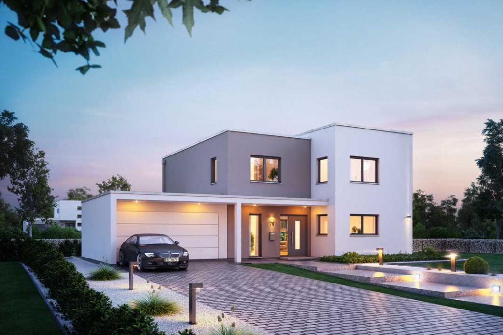 Einfamilienhaus-Special: Kern