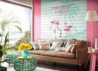 Barbara Becker und ihre Miami-Home Kollektion.