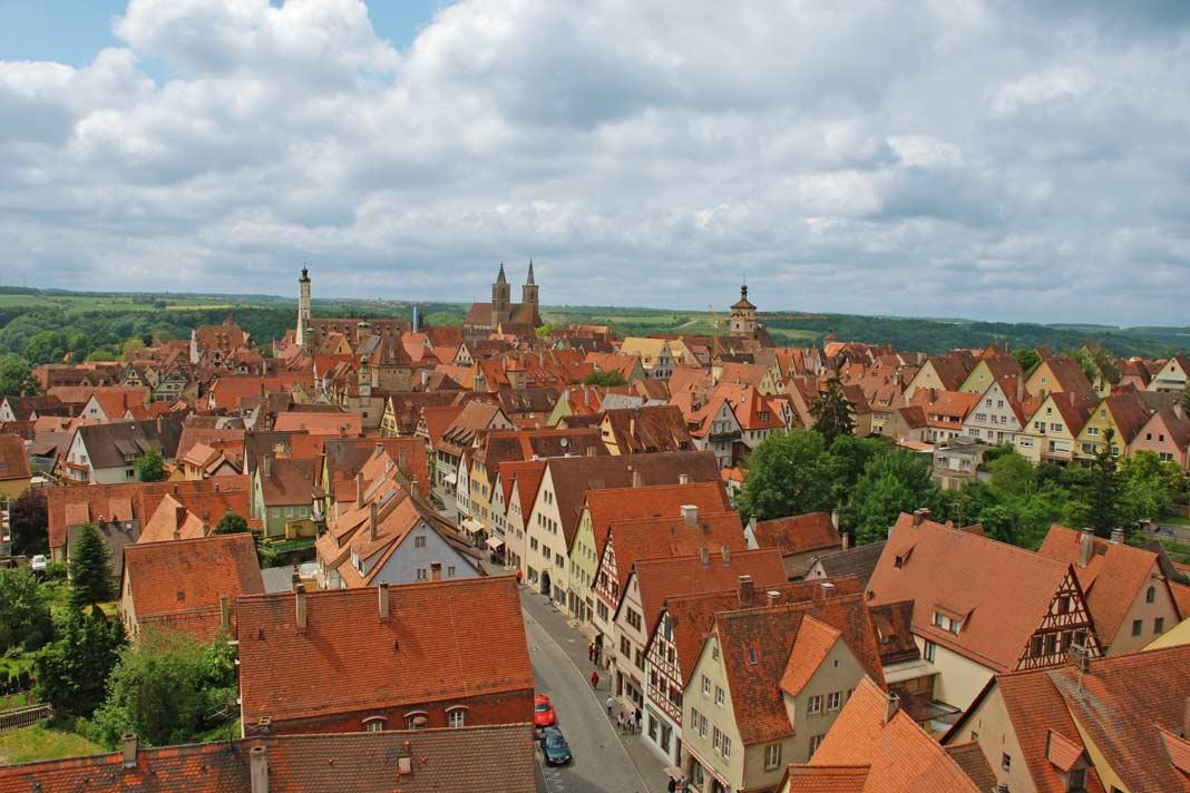 Viele historische Gebäude kann man behutsam an die eigenen Bedürfnisse anpassen.