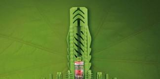 Grün dübeln mit Befestigungssystemen