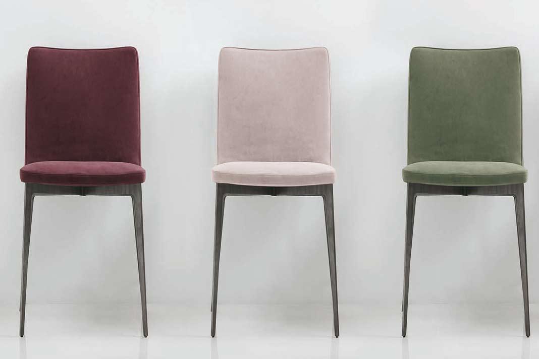 """Designer Giuseppe Bavuso zeichnet verantwörtlich für die fröhlichen Sitzgelegenheiten """"Flexa"""""""