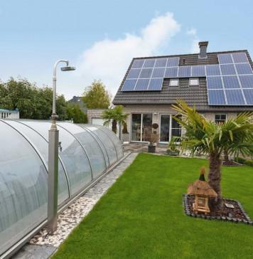 Eine besonders wirtschaftliche und effiziente Lösung für die Beheizung von Gebäuden sind mit Flüssiggas betriebene Anlagen.