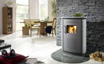 Braunkohlenbriketts sind der optimale Brennstoff für den Dauerbrandofen.