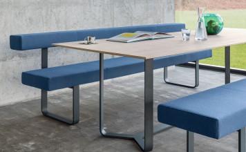 Sitzbank Permesso jetzt in neuem Design